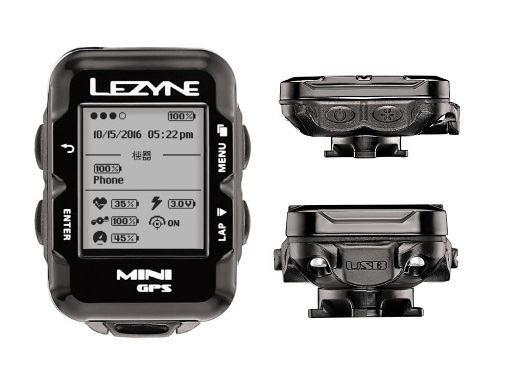 LEZYNE MINI GSP(ミニGPS)