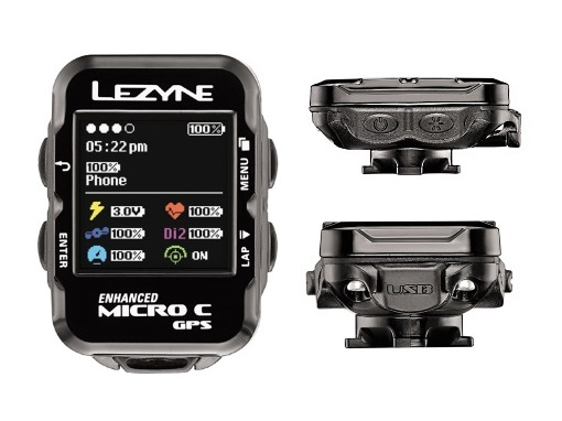 LEZYNE MICRO COLOR GPS(マイクロカラーGPS)